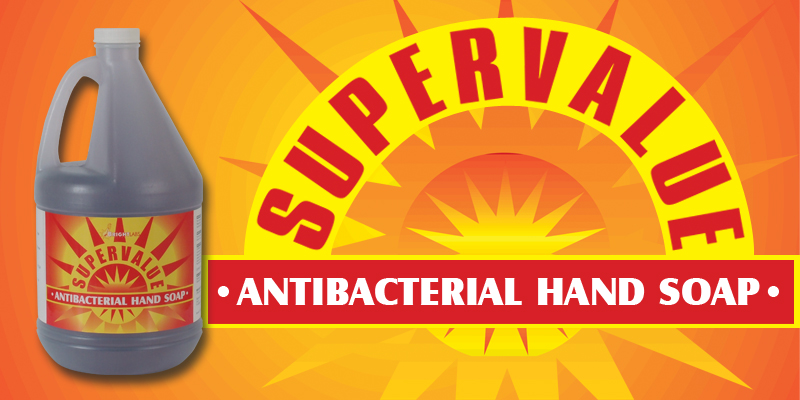 antibacterial hand soap page