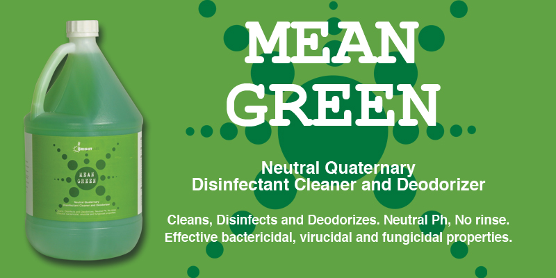 mean green new page