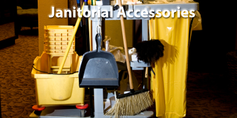 janitorial page